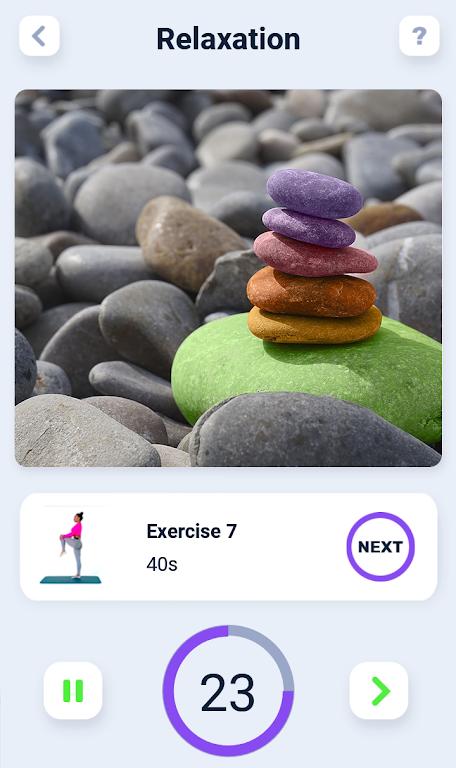 Splits. Flexibility Training. Stretching Exercises  poster 10
