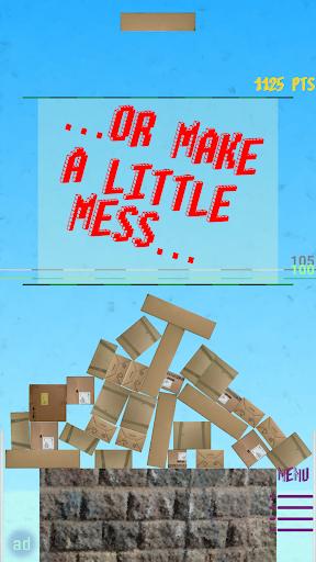FallBox - 2 Tower Builder games in 1 app  APK MOD (Astuce) screenshots 2