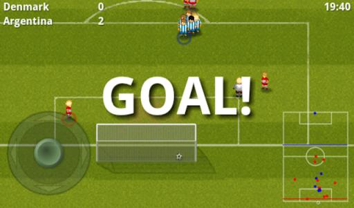 Striker Soccer ss1