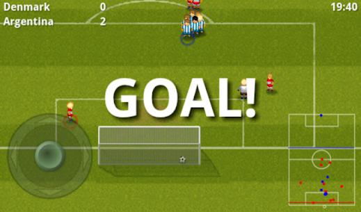 Striker Soccer 1.22.2 APK + MOD (Unlocked) 1