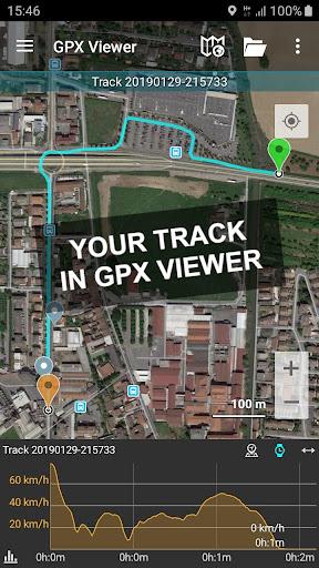 GPS Logger 2.3.1 Screenshots 7