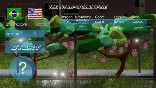 Code Triche Math Apocalypse APK MOD (Astuce) screenshots 1