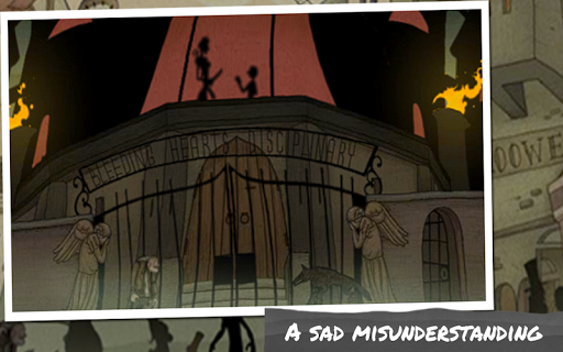 lost wind:a sad story screenshot 2