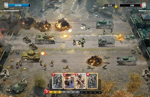 Heroes of War: WW2 Idle RPG 1.8.3 screenshots 3