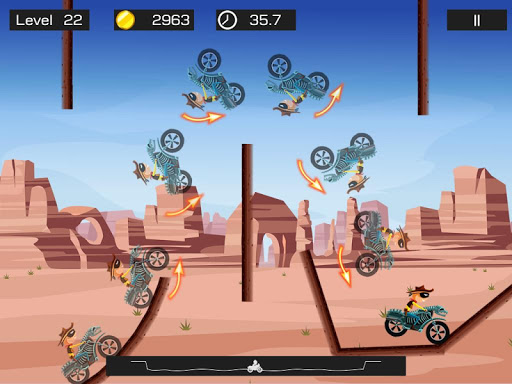 Top Bike - best physics bike stunt racing game filehippodl screenshot 9