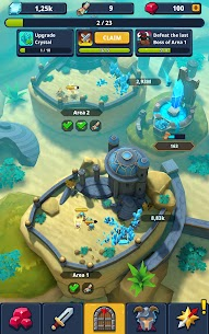 Idle Dungeon Manager Mod Apk- Arena Tycoon (Unlimited Money) 10
