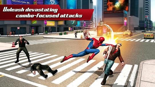 Tải The Amazing Spider-Man 2 MOD APK 1.2.8 (tiền không giới hạn) 3