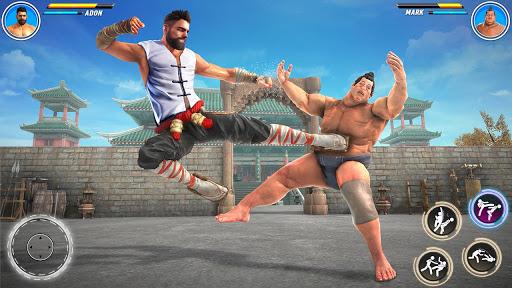 Kung fu fight karate offline games: Fighting games 3.47 screenshots 1