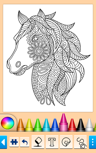 Coloring book screenshots 2