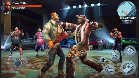 Baixar Auto Theft Gangsters MOD APK 1.19 (Moedas infinitas, sempre crítico, habilidades sem esfriar) 4