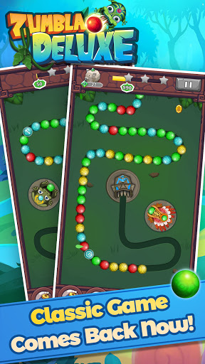 Zumbla Deluxe - Classic Zumbla Puzzle Games screenshots 4