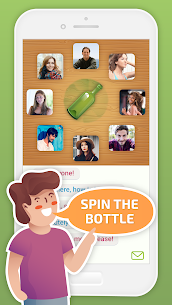 Spin the Bottle: Kiss, Chat and Flirt 1