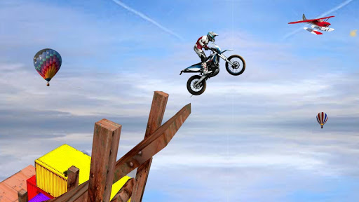 Sky bike stunt 3d   Bike Race u2013 Free Bike Games screenshots 12