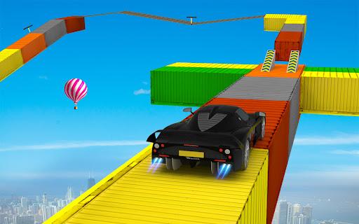 Impossible Car Stunt Game 2021 - Racing Car Games 45 screenshots 1