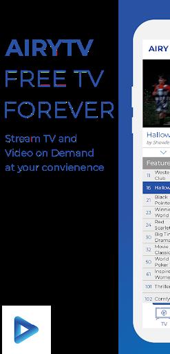 Foto do Free TV, Free Movies, Entertainment, AiryTV