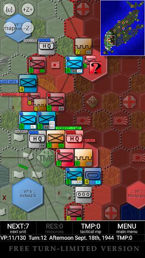 Battle of Peleliu 1944 (free) APK MOD Astuce screenshots 5