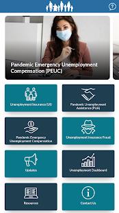 AZUI - Arizona Unemployment Benefits Screenshot