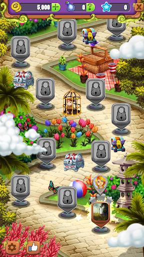 Mahjong Garden Four Seasons - Free Tile Game 1.0.83 screenshots 4