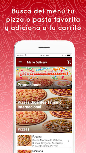 Pizza Raul Delivery  Paidproapk.com 5