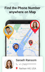 Mobile Number Locator - GPS Phone Number Tracker