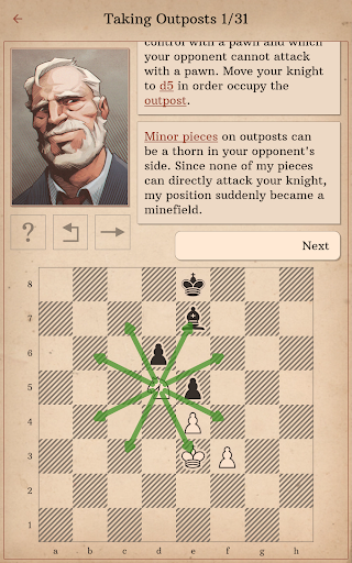 Learn Chess with Dr. Wolf  Screenshots 16
