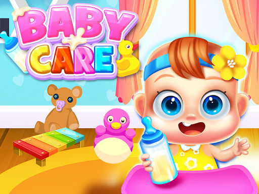 My Baby Care - Newborn Babysitter & Baby Games  screenshots 2