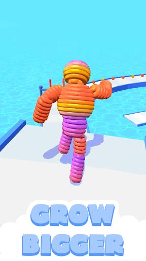Download Rope-Man Run mod apk