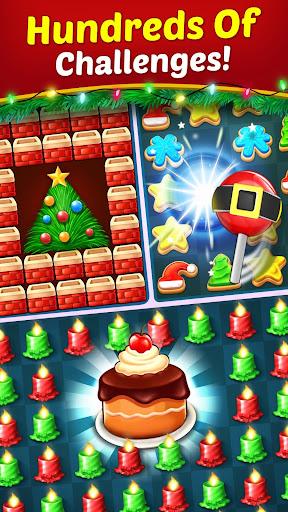 Christmas Cookie - Santa Claus's Match 3 Adventure 3.1.6 screenshots 5