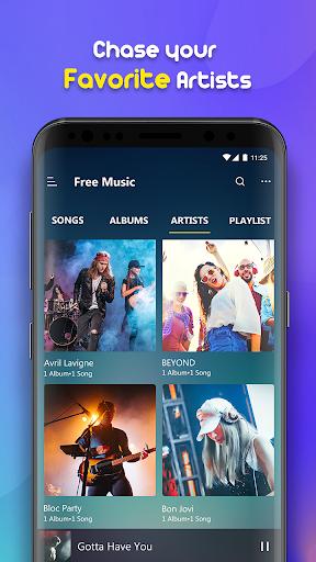 Free Music - Music Player, MP3 Player  Paidproapk.com 5