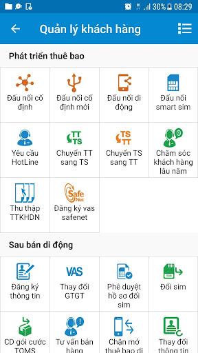 mBCCS 2.0 - Viettel Telecom 5.6.7 Screenshots 3
