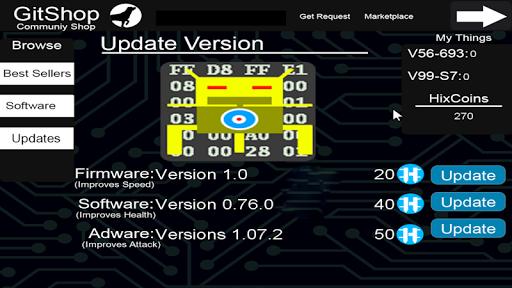 Hacker.exe - Mobile Hacking Simulator Free 1.7.3 Screenshots 9