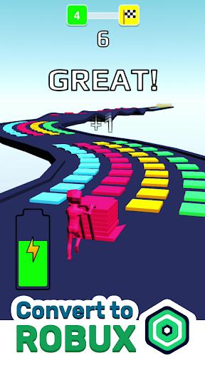 Color Blocks Track - Free Robux - Roblominer  screenshots 2