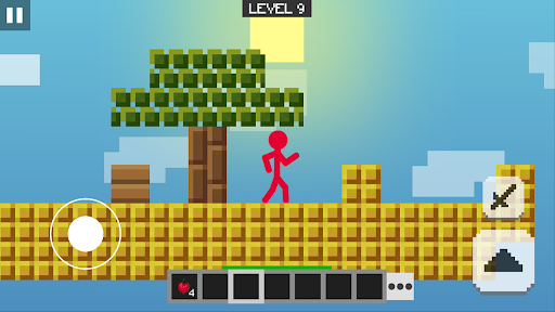 Stickman vs Multicraft: Lucky Block 1.1.3 screenshots 2