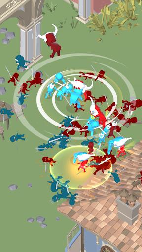 Code Triche Gang Clash apk mod screenshots 4