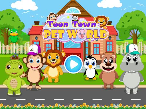 Toon Town: Pet World 2.8 screenshots 1
