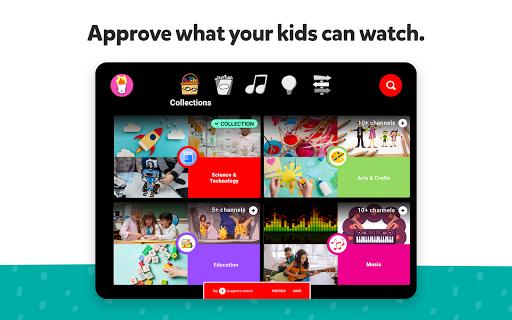 YouTube Kids 6.04.3 screenshots 9