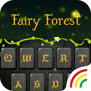 Fairy Forest Keyboard Theme