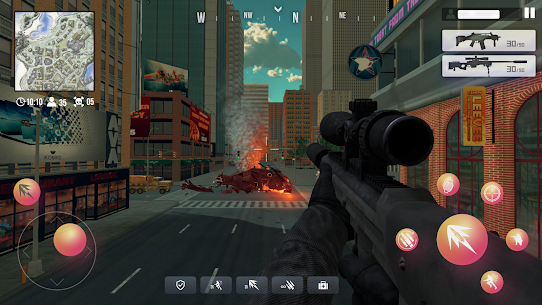 Modern Era Combat Hack for iOS and Android 4