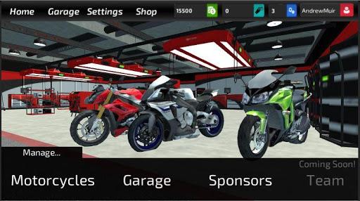 Motorsport MBK - Motorcycle Racing 2.0.3 screenshots 4