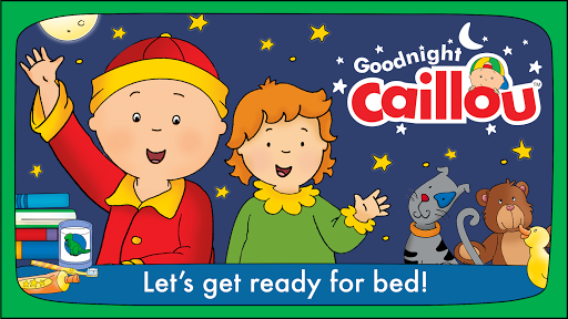 Goodnight Caillou 1.3 Screenshots 1