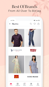 Myntra Online Shopping App – Shop Fashion & more Mod 4.2103.3 Apk [Unlocked] 3