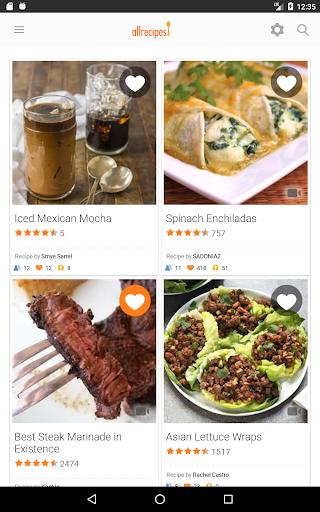 Allrecipes Dinner Spinner  Screenshots 13