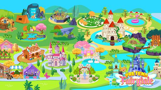 My Pretend Fairytale Land - My Royal Family Game screenshots 7