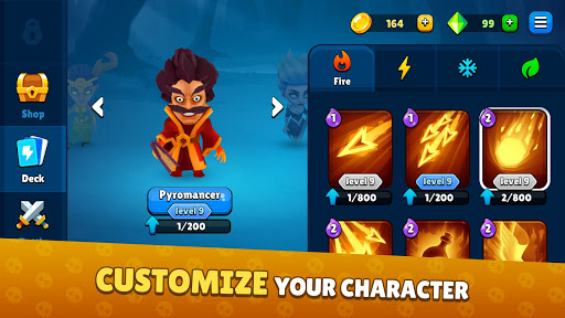 Magic Arena: Battle Royale 0.5.6 screenshots 21