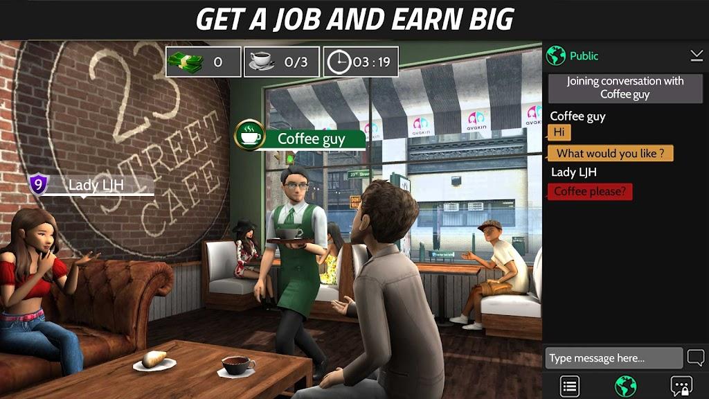 Avakin Life - 3D Virtual World  poster 3