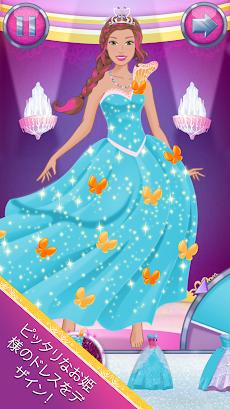バービーの魔法のファッション - ドレスアップのおすすめ画像3