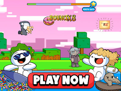 TheOdd1sOut: Let's Bounce Mod Apk (Unlimited Money) 0.3 10