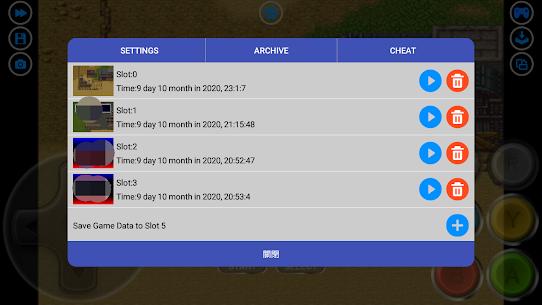Baixar SNES9x Emulator Box Mod Apk 4