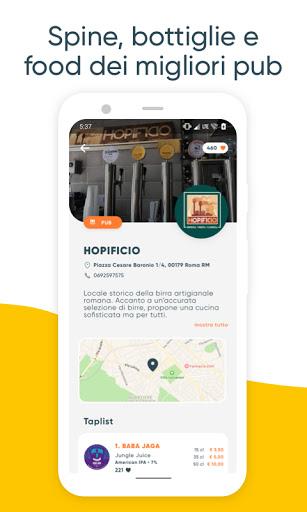 YHOP - Birra artigianale italiana 2.0 screenshots 5