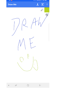 Drawing - Draw me Screenshot